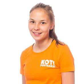 Jenni H - Koti Puhtaaksi Oy -siivouspalvelut
