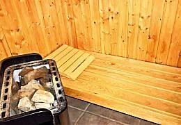 Sauna ja kiuas