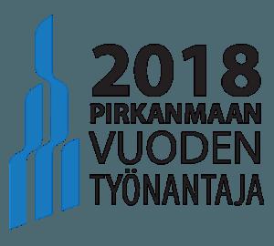 2018 Pirkanmaan vuoden työnantaja