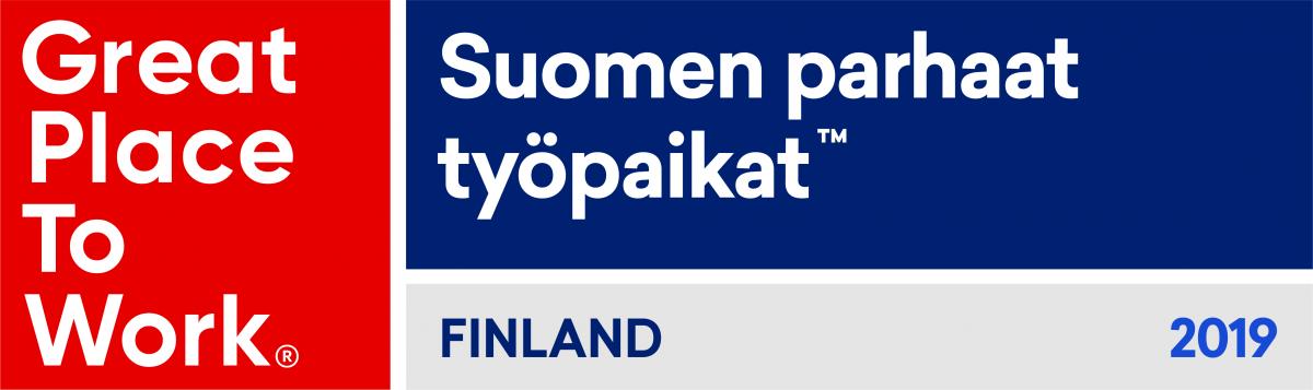 Suomen parhaat työpaikat 2019