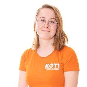 Chantal - Koti Puhtaaksi -siivouspalvelut